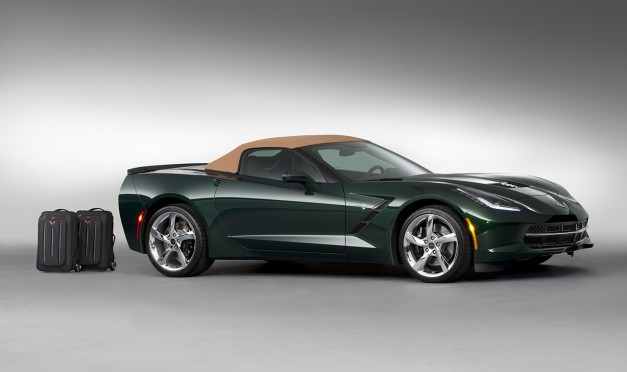 Chevrolet confirms 2014 Corvette Stingray Premiere Edition Convertibles in time for the holidays
