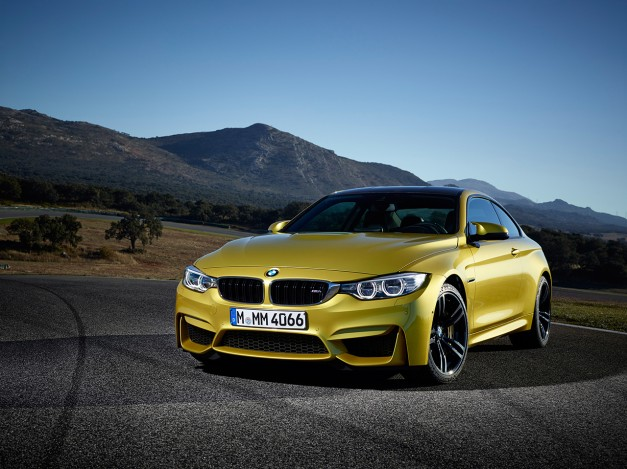 BREAKING: The all-new 2015 BMW M3 sedan and M4 coupe are here via the Internet