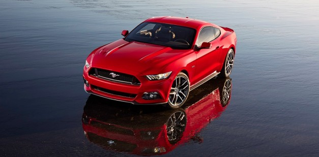 Ford reveals the all-new 2015 Mustang, 50 years in the making and in its sixth generation
