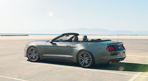 Deep Dive: The 2015 Ford Mustang is here with some new legs and a turbo four-banger