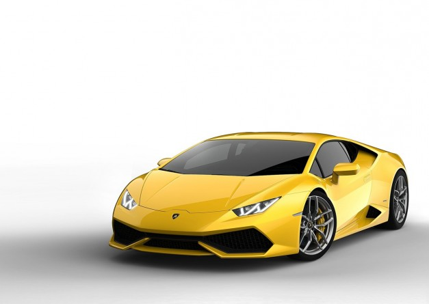Report: High-performance rear-wheel and convertible Lamborghini Huracans due soon