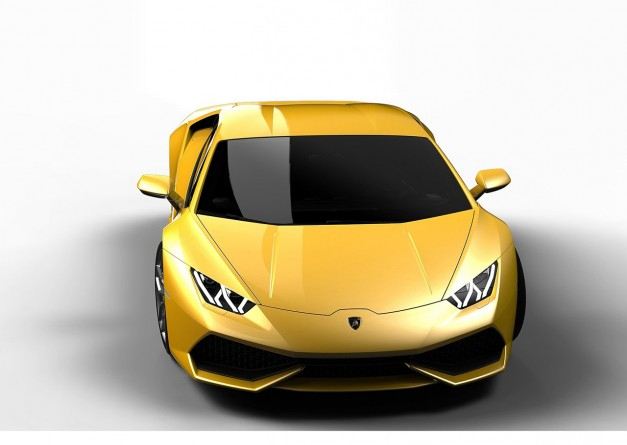 Report: Lamborghini to supposedly reveal new rear-wheel drive Huracan at LA