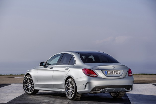 Report: Mercedes to launch C450 AMG Sport in 2015