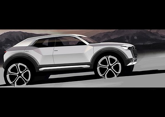 Audi officially announces that a Q1 is in the works