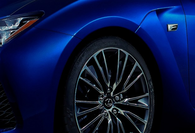 Lexus teases new F model due at Detroit, could it be an RC Coupe F?