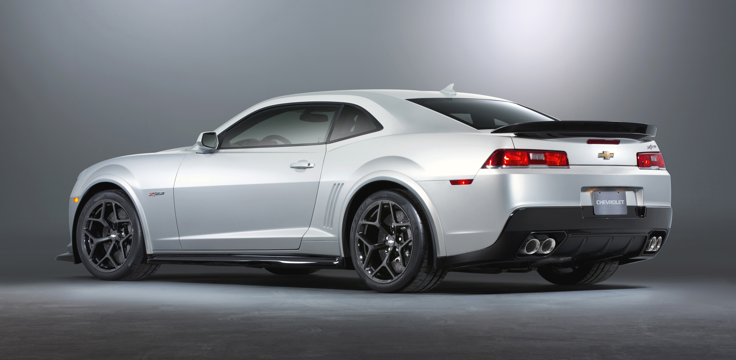 The 2014 Chevrolet Camaro Z28 is the most track capable, factory built