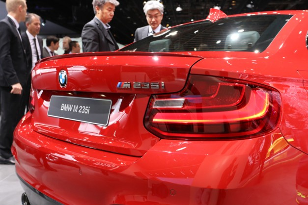 Report: The BMW 2-Series could gain 230i and M240i nameplates
