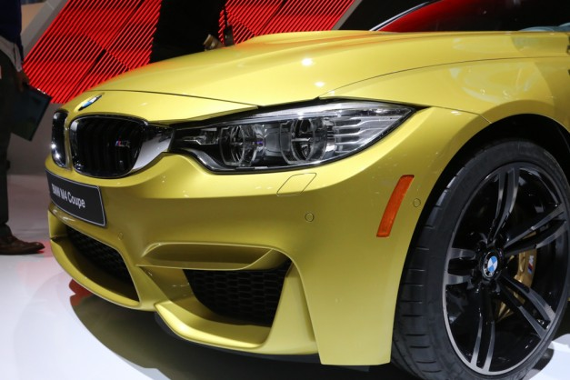 Report: 2015 BMW M3/4 Pricing, Options, Revealed