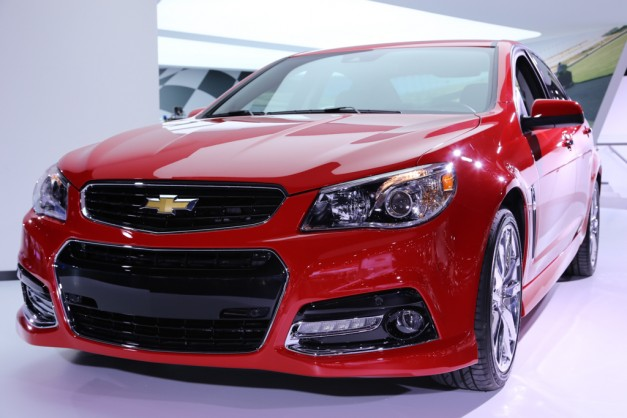 Report: Chevy SS is getting a manual and magnetic ride suspension