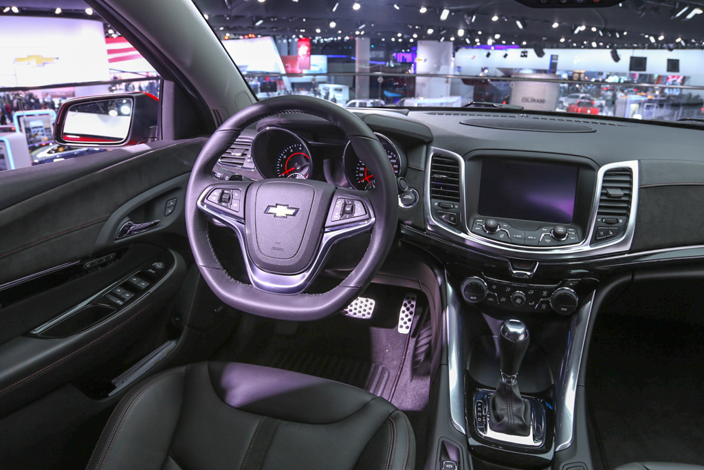 2015 Chevy Impala Ss Coupe Car Interior Design