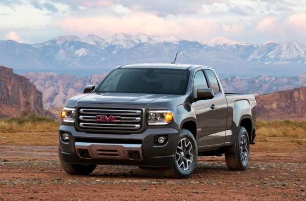 Report: GM increases production of GMC Canyon and Chevy Colorado