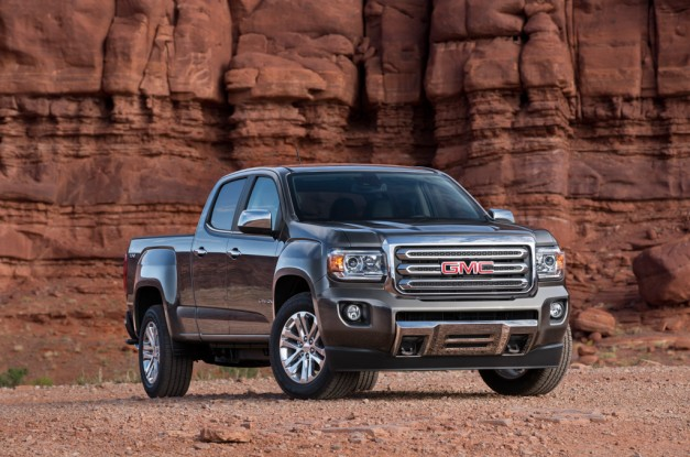 Report: A GMC Canyon Denali may come to fruition