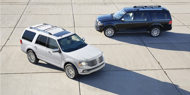 Report: A new Lincoln Navigator due in two years