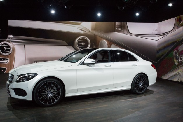 Report: 2015 Mercedes C-Class gets a 10.8-gallon fuel tank