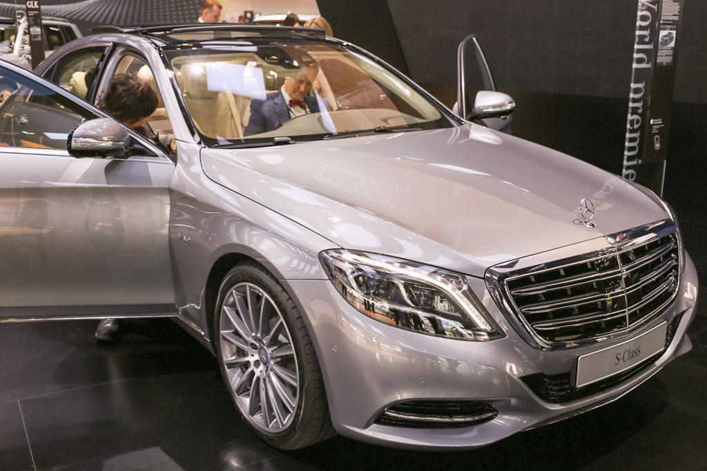 2014 naias mercedes s600 hits american shores egmcartech for Mercedes benz s600 2014
