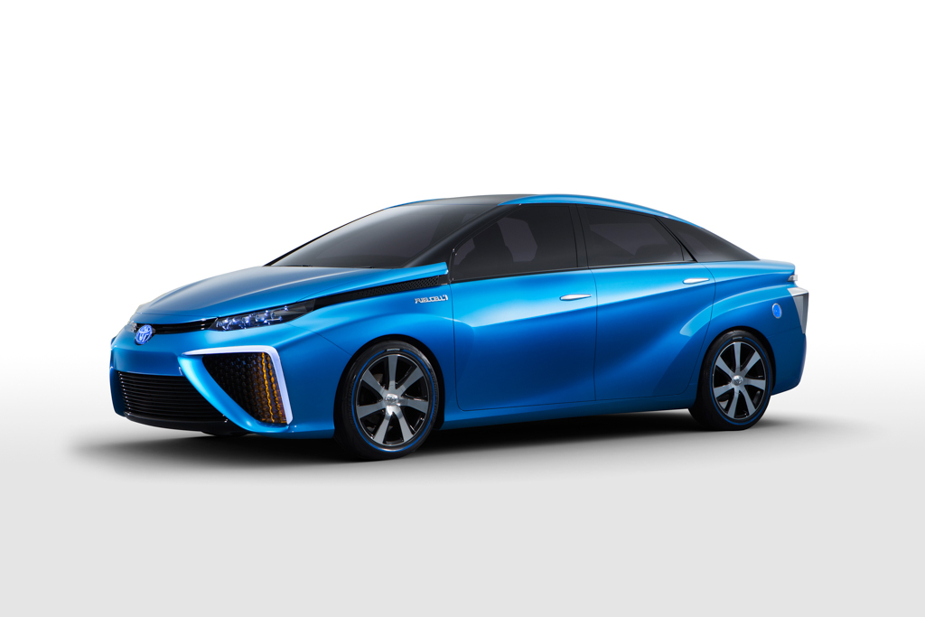 2015 toyota fcv hydrogen fuel cell car 25 egmcartech. Black Bedroom Furniture Sets. Home Design Ideas