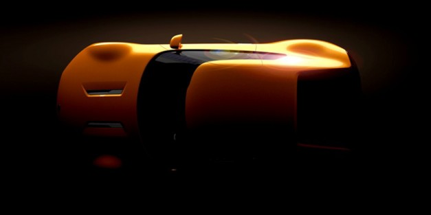 Kia GT4 Stinger Concept renderings teased before NAIAS