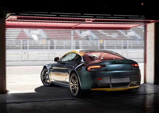 Report: Rumors of a new Astn Martin V8 Vantage-based track day toy surface