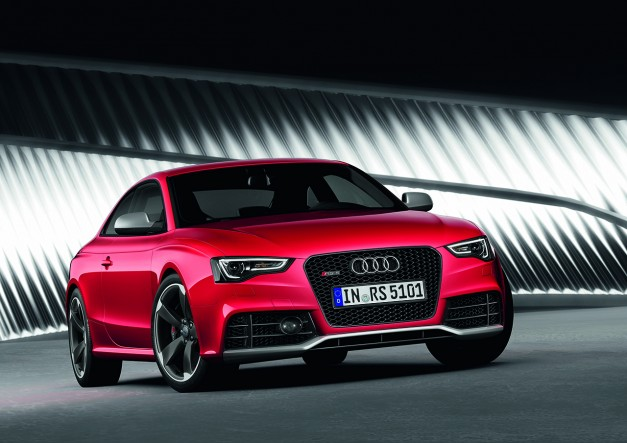 "Report: Audi's next RS5 might ditch the lovely 4.2L V8 for a turbo six, plus possible ""Sportback"" variant"
