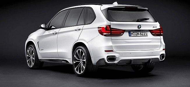 2014 BMW X5 M Performance Accessories Featured