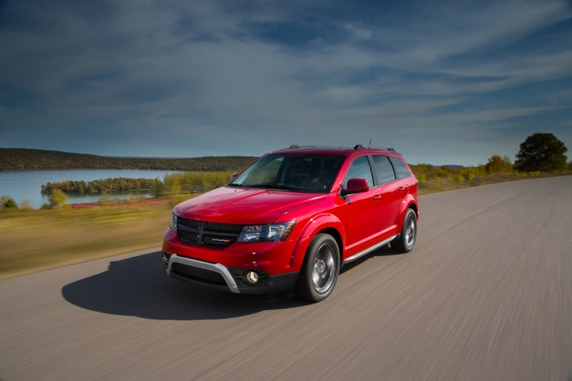 Report: The next-gen Dodge Journey could defy all odds and go RWD