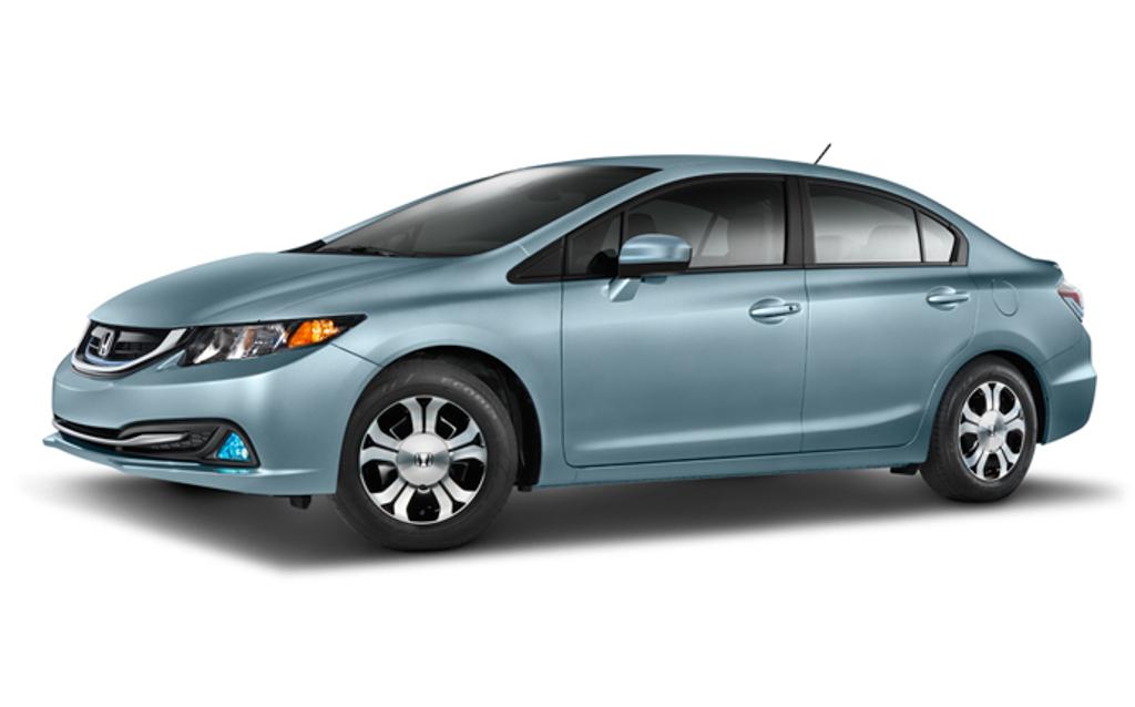 2014 Honda Civic Hybrid Egmcartech
