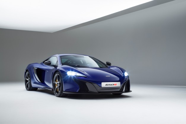 Report: A McLaren 650S successor should be ready by 2018