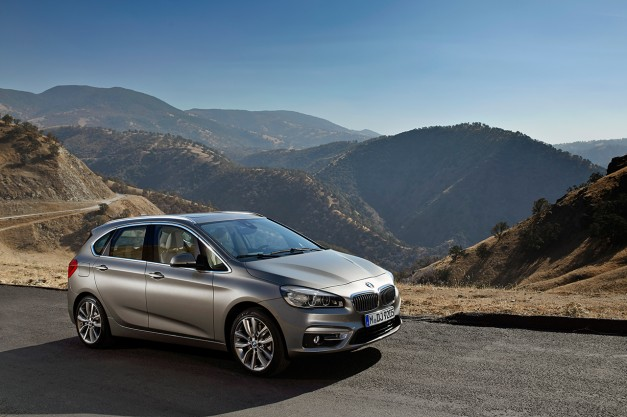 Report: The next BMW 1- and 2-Series should be front-wheel drive