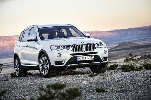Report: BMW X3 M is in the works with some 500hp on tap