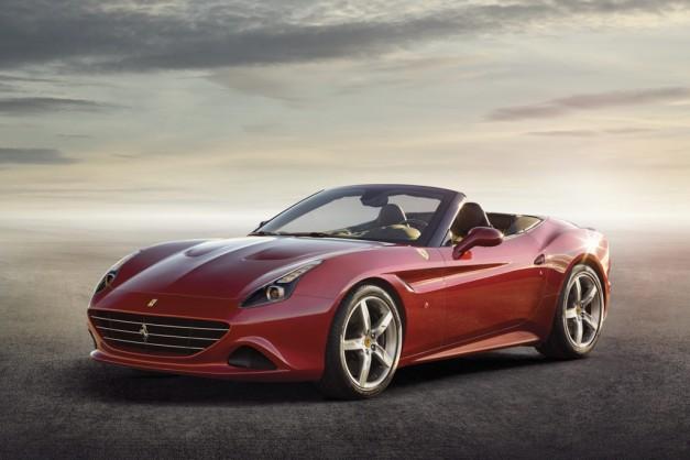 UPDATED: Ferrari names new 'vert California T, offers up 552 horsepower from a small V8 w/ video