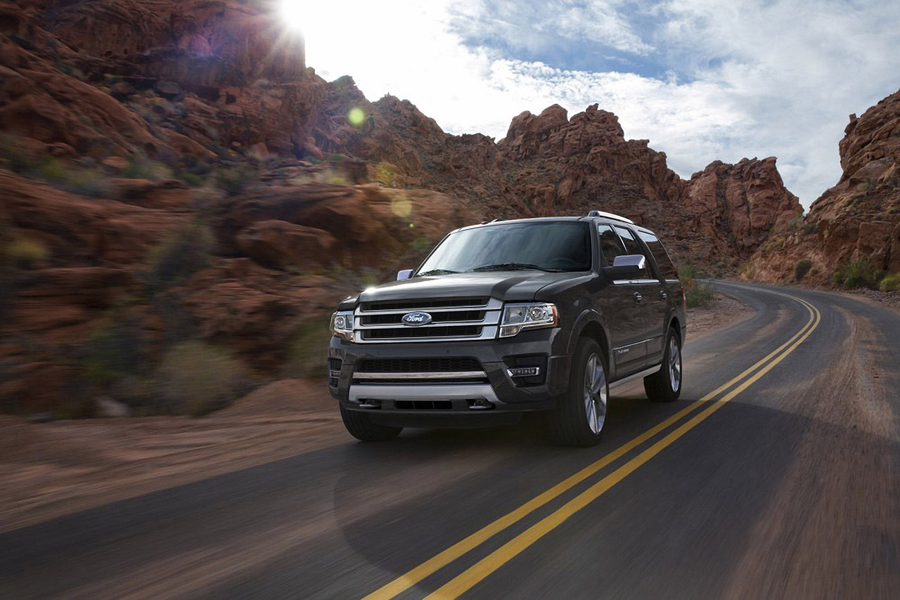 V6 designed to deliver the most fuel-efficient and powerful Expedition