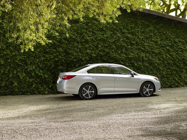 2015 Subaru Legacy - egmCarTech