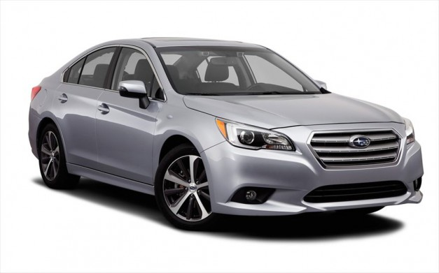 Report: 2015 Subaru Legacy Sedan Revealed