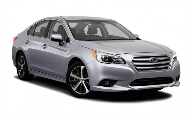 Report: 2015 Subaru Legacy Sedan Revealed