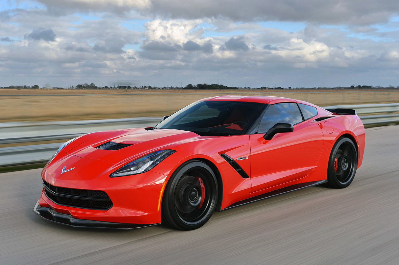 Hennessey Performance Hpe700 Twin Turbo Chevrolet Corvette
