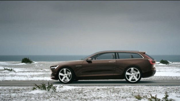 Report: Volvo's next S90 and V90 to be styled after Concept Estate