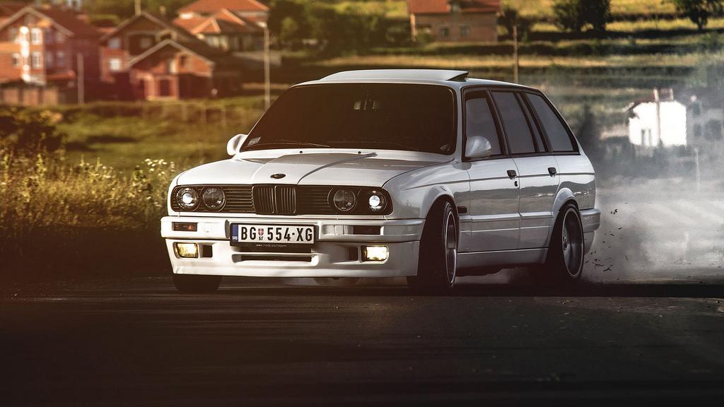 1991 BMW 325i Wagon