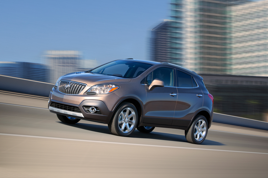 2014 buick encore egmcartech. Cars Review. Best American Auto & Cars Review