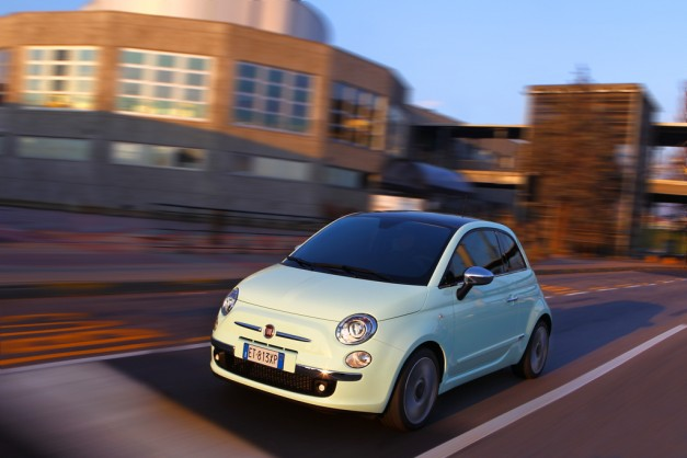 Fiat produces a 500 Cult for Geneva, 5 engines, Mopar accessories available for 2014