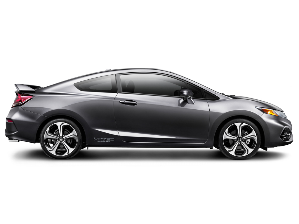 The 2014 Honda Civic Si Coupe.