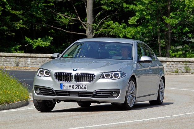 Report: Leaked order guide of 2017 BMW 5-Series indicates more semi-autonomous driving tech