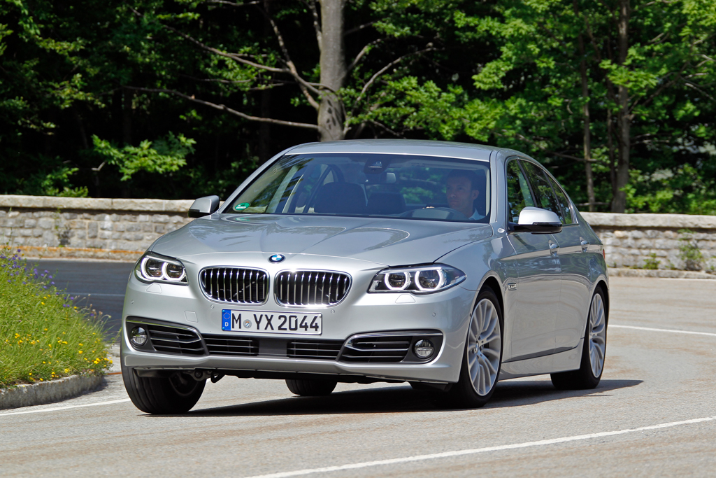 report leaked order guide of 2017 bmw 5 series indicates more semi rh egmcartech com BMW 7 Series 2018 BMW 5 Series