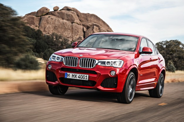 Report: BMW X3 and X4 M possible, M5 could get optional all-wheel drive