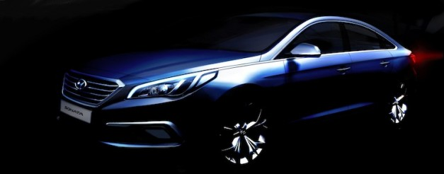 Hyundai teases next generation Sonata, to debut at New York