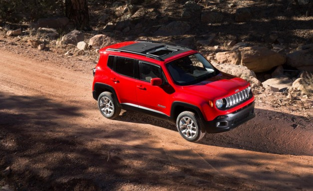 Report: Jeep considering a crossover below the Renegade