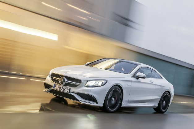 Report: Mercedes-Benz to possibly reveal S65 AMG Coupe this summer
