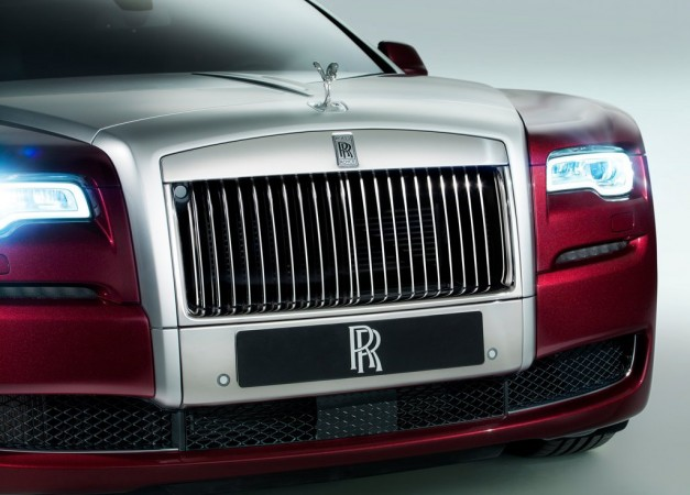 "Report: Don't expect a small model to come from Rolls-Royce, new SUV codenamed ""Cullinan"""