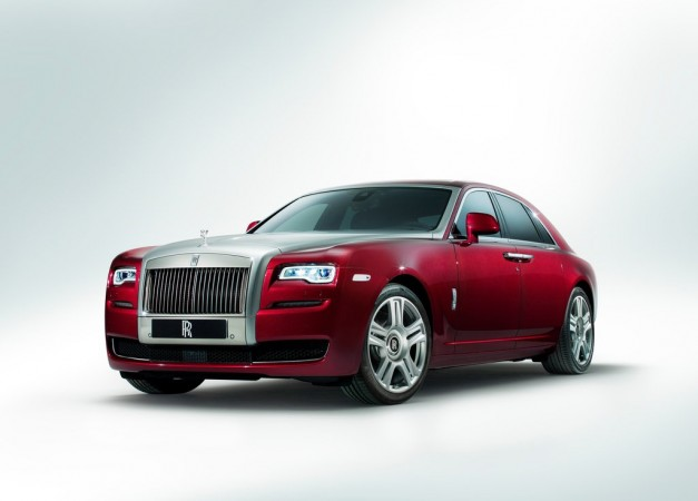 This is the new Rolls Royce Ghost II