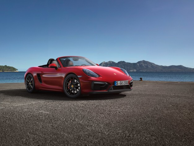 Report: Porsche's performance oriented Boxster could be named Club Sport