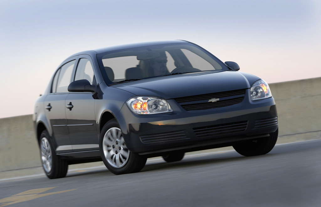 2010 Chevrolet Cobalt XFE Sedan